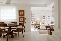 Decoração de Interiores em Casa Juquehy - Decoradora Marilia Veiga
