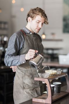 barista + apron + hipster - Google Search