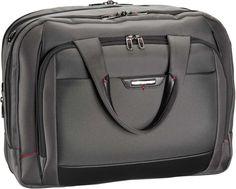 Samsonite Pro-DLX 4 Expandable Laptop Bailhandle L 16´´ Magnetic Grey - Notebooktasche   Tablet