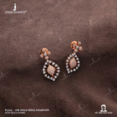 Real Diamond Earrings, Diamond Necklaces, Diamond Jewellery, Gold Earrings, Gold Necklace, Ear Jewelry, Jewelry Sets, Women Jewelry, Gold Jewelry Simple