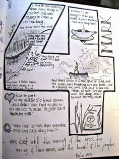 Stone Soup for Five: Bible Journaling tools and The Bold Year Challenge