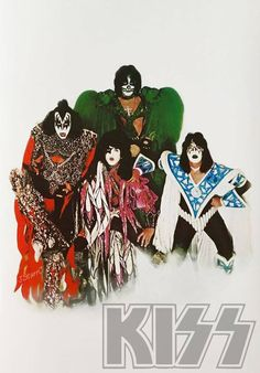 "starchildluver: "" KISS 1979 (Dynasty) """
