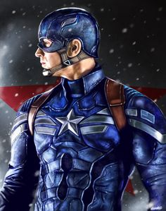 Captain America: The Winter Soldier - Andrey Pankov