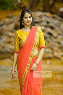 : New Launch Party Wear Paper Silk Designer Saree Collection ~ My Shop Open - Online Wholesale & Reseller Indian's Most Boooking. Cotton Saree Blouse Designs, Wedding Saree Blouse Designs, Blouse Designs Catalogue, Best Blouse Designs, Stylish Blouse Design, Designer Blouse Patterns, Designs For Dresses, India, Launch Party