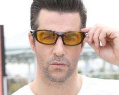 Luxusné polarizované okuliare na nočnú jazdu pre šoférov Wayfarer, Mens Sunglasses, Style, Fashion, Swag, Moda, Fashion Styles, Men's Sunglasses, Fashion Illustrations