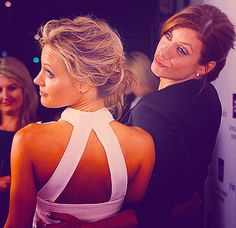 Kate Walsh & Kadee Strickland - time for private practice ! <3