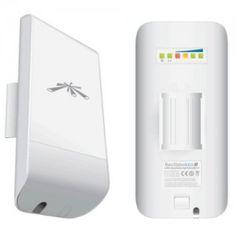 Enlaces wifi de larga distancia para amplificar la señal, manual configuración antenas ubiquiti nanostation m2 ap