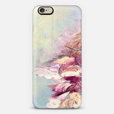 """Winter Dreamland 1"" by Artist Julia Di Sano, Ebi Emporium on @casetify, #Chic #Pastel #Turquoise #Aqua #Cerulean #Cream #Brown #Maroon #LightPink #Pantone2016 #Pantone #Serenity #RoseQuartz #Coastal Ocean Waves Snowy #Nature #Abstract #Painting #Brushstrokes Splash #Colorful #Modern Lovely #Girly #Design #iPhoneCase #iPhone6 #iPhone6s #iPhone6plus #iPhone6sPlus #iPhone5 #iPhone5c #SamsungGalaxy #android #tech #case"