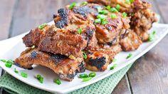 Korean BBQ Ribs Recipe on Yummly. @yummly #recipe