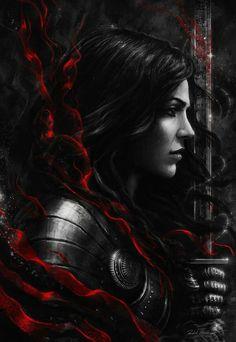 Nesryn Faliq: En la eterna batalla entre los malvados y divina, los mortales se encuentran atrapados en el fuego cruzado y obligados a tomar partido.