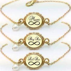 Family Jewelry - Mom, Big Sis ...