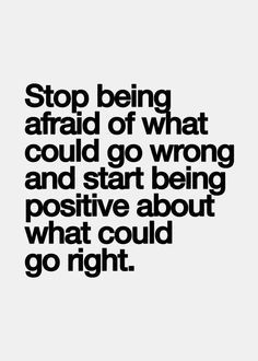 Positive about what could go right .... via | rose tea in paris