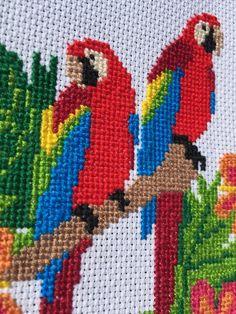 Cross Stitch Bookmarks, Cross Stitch Bird, Cross Stitch Animals, Cross Stitch Flowers, Cross Stitching, Cross Stitch Embroidery, Cross Stitch Pattern Maker, Modern Cross Stitch Patterns, Cross Stitch Designs