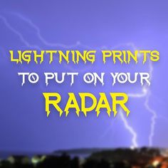 #Lightning looks good with everything http://ift.tt/2r3xEHS #TheMoreYouKnow