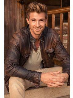 Josiah Hawley ugh. too perfect.  The Voice finalist, male model