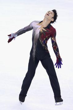Daisuke Takahashi ISU Grand Prix Of Figure Skating 2012/2013 Lexus Cup Of China - Day 2