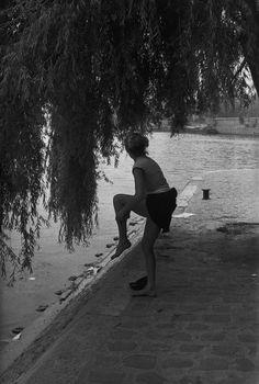 Paris, 1955 by Henri Cartier-Bresson. S)