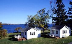 Emery's Cottages on the Shore in Bar Harbor, Maine.  A cherished family vacation and we long to return.