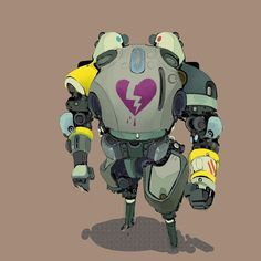 Mike Yamada: A Punchy bot for you know, punching