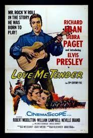 Love Me Tender Elvis