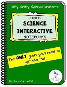 Science Interactive Notebook - Guide to getting started!This tutorial is for those who have tried or always wanted to try to utilize a Science Interactive Notebook in their classroom.  Science Interactive Notebooks are a great tool for students to process