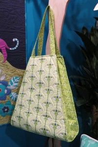 Indygo Junction's Trapezoid Tote