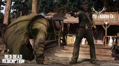 Red Dead Redemption - 360