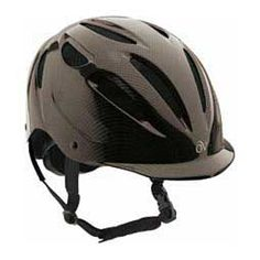 Ovation Protege Helmet Large/XLarge Graphite Size: L/XL - / 7 - 7 Leather Easy-Adjust Dial For Snug Fit Extra-strong adjustment teeth provide for added helmet life High flow vents keep you cool Equestrian Outfits, Equestrian Style, Equestrian Fashion, Horse Riding Helmets, Dover Saddlery, Horse Supplies, Cute Posts, Profile Design, Horse Tack