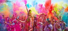 Color Run. #Fr33EarthThongs #ColorTheWorldWithFr33EarthThongs #Colorful #Flip4Poverty #Fr33Earth #ThongLove