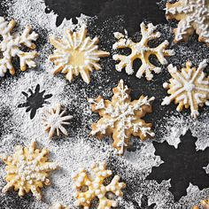 Eiskristalle bringen Marzipan-Fans zum dahinschmelzen! Foto: Thomas Neckermann