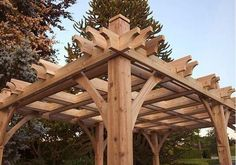 Outdoor Living Today - 10 x 16 6 Post Breeze Pergola