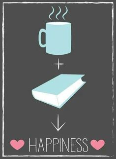 Tea and books are all I need in life - Modern I Love Books, Good Books, Book Wallpaper, Coffee And Books, Planner, Book Nerd, Book Quotes, Reading Quotes, Reading Books
