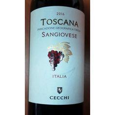SANGIOVESE. IGT. 2016. 750 CC. CECCHI Toscana, Wine, Drinks, Bottle, Wine Bottles, Drinking, Flask, Drink, Cocktails