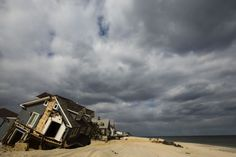 Hurricane Sandy - New Jersey.
