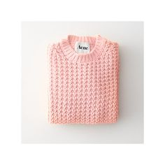 Tumblr ❤ liked on Polyvore featuring sweaters, pictures, tops and pink