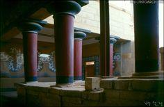 Palace of Knossos  Heraklion Creta island,Greece/19960826