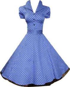 Vintage Dress - Fashion and Love