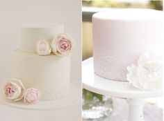 doile lace cakes by Hello Naomi