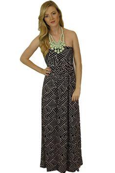 Margaret Long Maxi Dress