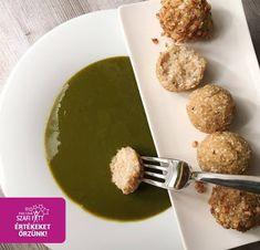 Sóskamártás quinoa golyókkal 6db golyó - NAGYON JÓ Quinoa, Food And Drink, Lunch, Breakfast, Healthy, Morning Coffee, Eat Lunch, Health, Lunches