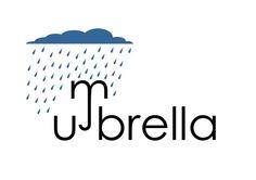 #umbrella #logo #verbicon https://www.behance.net/gallery/14278271/image-in-imagine