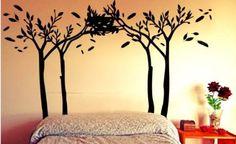 Vinilo Decorativo Cabecero de cama Home Decor, World, Bed Headboards, Vinyls, Beds, Yurts, Furniture, Relaxer, Head Boards