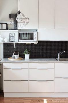 Magdan kotona: Uusi keittiö!