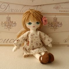 doll sewing project