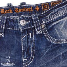 12 nejlepších obrázků z nástěnky Rebelsky luxusní džíny ROCK REVIVAL ... dca37f466e