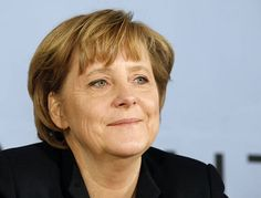 Angela Merkel, Physicist, first female leader of the CDU, first female chancelor of germany. I may not agree with her, but it certainly is an accomplishment.