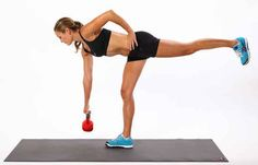 Quick Calorie-Torching Tabata | 15 Easy Ways To Start Working Out Before The New Year