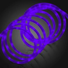 18 purple halloween crystal iced rope light halloween 108 light led purple all occasion indoor outdoor led rope light 360 directional shine decoration aloadofball Gallery
