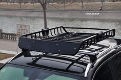 Top Luggage Carrier Basket Traveling Holder Universal Roof Rack Cargo Car Load bearing 200KG Z2CB006-in Roof Racks & Boxes from Automobiles & Motorcycles on Aliexpress.com | Alibaba Group
