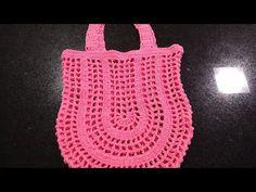 Sacola em Crochê fácil ❤️ parte 1 - YouTube Free Crochet Bag, Diy Crochet, Crochet Top, Human Body Structure, Macrame Bag, Crochet Videos, Crochet Projects, Embroidery Designs, Crochet Tote